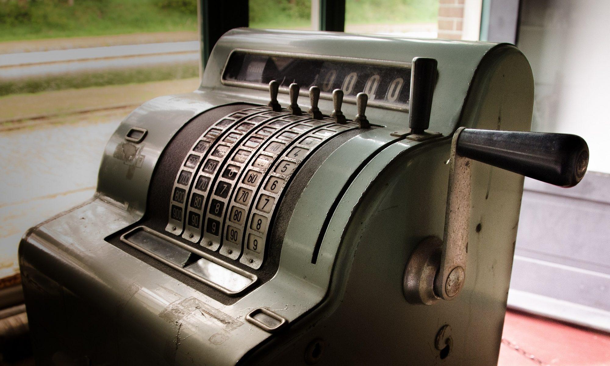 Akciós Pénztárgép